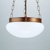 Berliner Messinglampen Klassiek uitziende hanglamp Verne