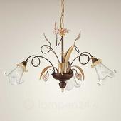 Lam Florale hangp Giuseppe, 3-lichts