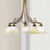 Lam 5-lichts hangp Antonio