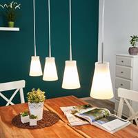Casablanca MOMO - 4-lichts hanglamp