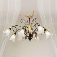 Lam Florale hangp Giuseppe, 8-lichts