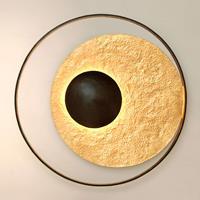 J. Holländer Aparte wandlamp Satellite goud
