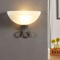 Lampenwelt Aantrekkelijke wandlamp Castila