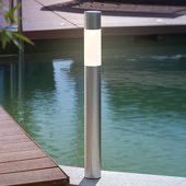 Esotec Moderne LED-solarlamp Pole Light