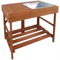 Esschert Design Hardhouten Oppottafel