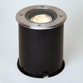 Lampenwelt LED-vloerinbouwlamp kantelbaar, IP67, staal