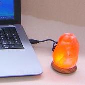 Wagner Life COMPUS - zoutlamp met USB voor computer en laptop