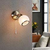 Lampenwelt Betoverende wandlamp Corentin