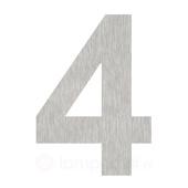 HEIBI Huisnummers cijfer 4