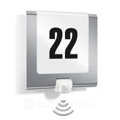 STEINEL L220 huisnummerlamp met IR sensor