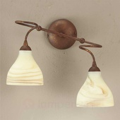 Lam Wandp Mattia, 2-lichts