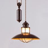 Lampenwelt Hoogte verstelb. schuifkabel pendellamp Louisanne