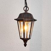Lampenwelt Hanglamp Lamina voor buiten