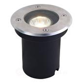 Lampenwelt Praktische grondinbouwlamp AVA