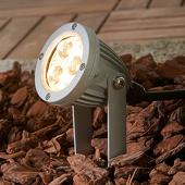 Ledino Led-grondspieslamp Sendling drukgegoten aluminium