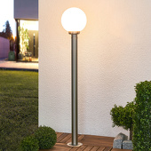 Lampenwelt Vedran - tuinpadverlichting van roestvrij staal