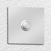 CMD Eenvoudige belplaat Quadrat