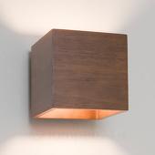 Astro Mooie houten wandlamp CREMONA
