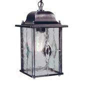 Elstead Robuuste hanglamp WEXFORD voor buiten