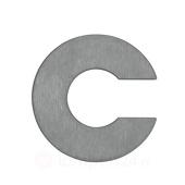 Albert Leuchten Huisnummer - letter c