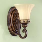 Elstead Rustieke wandlamp DRAWING ROOM