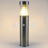 Heitronic Sokkellamp met sensor SATURN