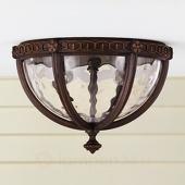 Elstead Plafondlamp voor buiten REGENT COURT, rustiek
