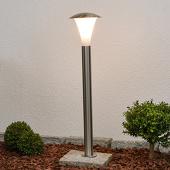 Lampenwelt Arda - Weglamp van roestvrij staal
