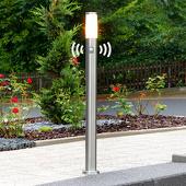 Lampenwelt Kristof - sensor-tuinpadverl. van roestvr. staal