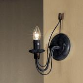 Kögl Wandlamp FILO, blauw-zwart
