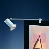 SIS-Licht Standaard klemspot GRIP, wit