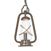 Elstead Hanglamp MINERS in de stijl van mijnbouwlampen