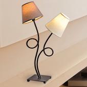 Tafellamp Twiddle, Naeve