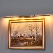Lampenwelt Elegante LED-schilderijverl Tolu - Made in Germany