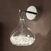 Sil-Lux Stijlvolle wandlamp Graal