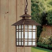 ORION Traditionele buiten-hanglamp ILKA met ketting
