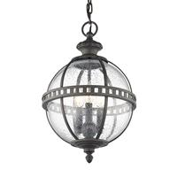Elstead Buitenwandlamp Halleron in Victoriaans design