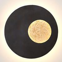 J. Holländer Planet - een indrukwekkende LED wandlamp