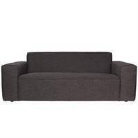 Sofa Bor 2,5-zits antraciet