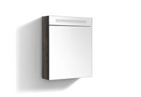 Lambinidesigns Trend Line spiegelkast 60x70cm century oak links
