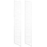 string OUTLET - Staander  200x30cm 2-pack wit