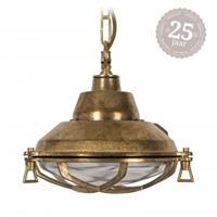 KS Verlichting Dover kettinglamp Brons