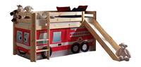 Vipack Halfhoogslaper Astrid natuur - brandweer