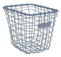 Stapelgoed basket blue small