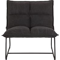 Loungechair Cloud Charcoal