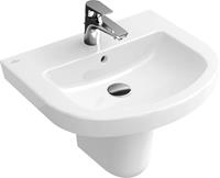 Villeroy & Boch - V&B Subway 20 Wastafel 55X46 Star Wit CerPlus