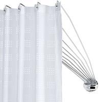 Sealskin Umbrella douchegordijnophangsysteem 180 cm aluminium