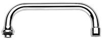 Grohe u-uitloop 300 mm, met straalregelaar