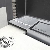 Easy Drain Compact Taf Wall Verlengset 40Mm