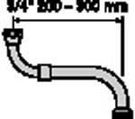 Neoperl boven/onderuitloop 20x30 cm.